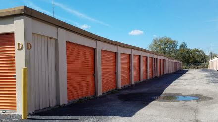 Virtual Tour of Northwest Orlando Storage in Orlando, FL - Part 9 of 10